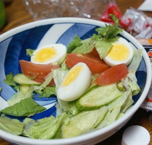 Меню французской диеты - яйца