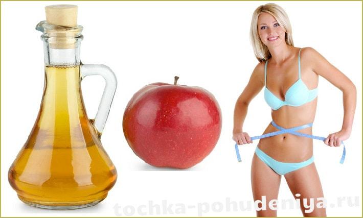яблочный уксус от паразитов