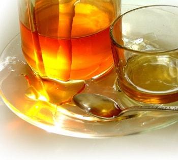 Яблочный уксус и мед для похудения