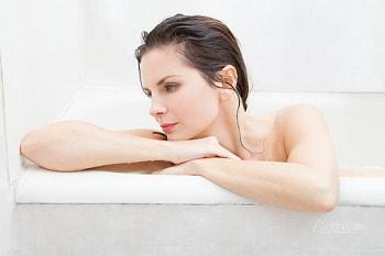 Применение яблочного уксуса для похудения: ванны