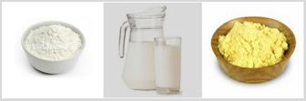 Горчичное обертывание с крахмалом и молоком