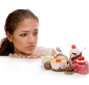 Похудение без диет: отказ от сладостей