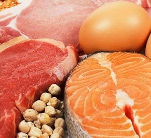 Как похудеть и убрать живот: белковая пища